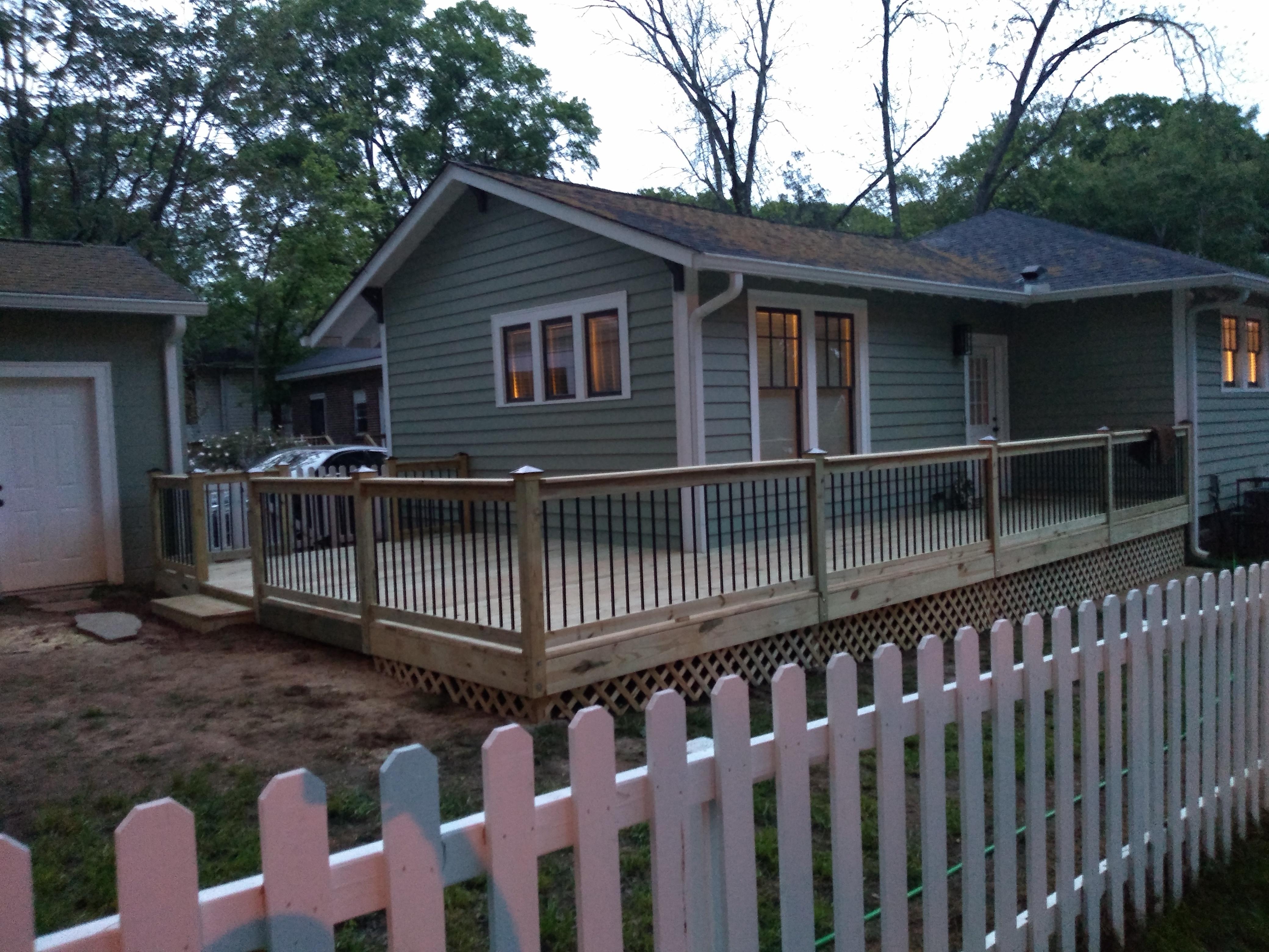 Eastside Custom Carpentry In Atlanta Ga Homeguide