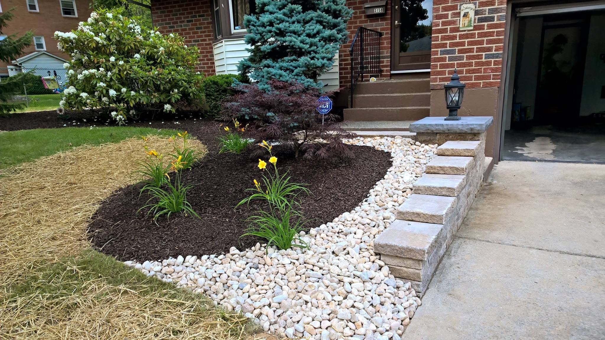 Aehi Landscapes In Raleigh Nc Homeguide