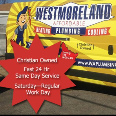 Westmoreland Affordable Plumbing In Pittsburgh Pa