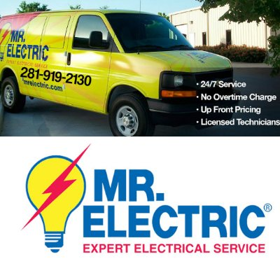 Mr Electric Of Northwest Houston In Houston Tx Homeguide