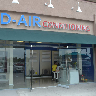 D Air Conditioning Co.