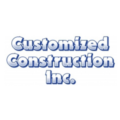 Customized Construction, Inc.