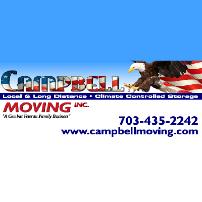 Campbell Moving Inc