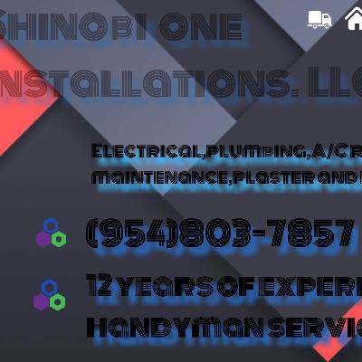 Shinobi 1 Installations. Llc