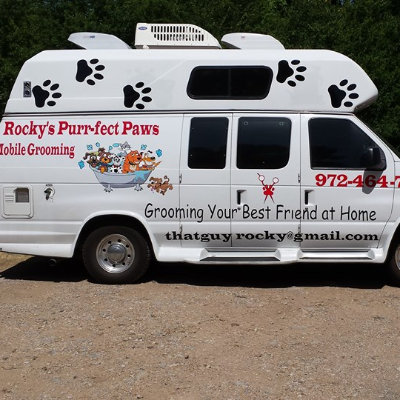Rocky's Purr-fect Paws Mobile Grooming