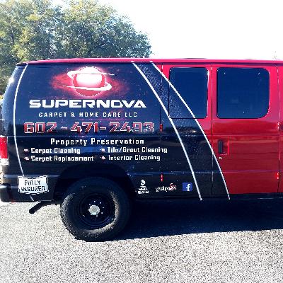 Supernova Carpet & Home Care LLC
