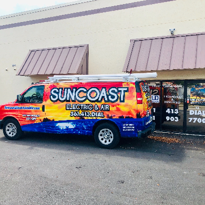 Suncoast Electric And Air Inc