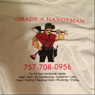 Grade A Handyman In Hampton Va Homeguide